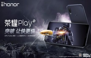 Honor Play will come with GPU Turbo; launching in India on August 6