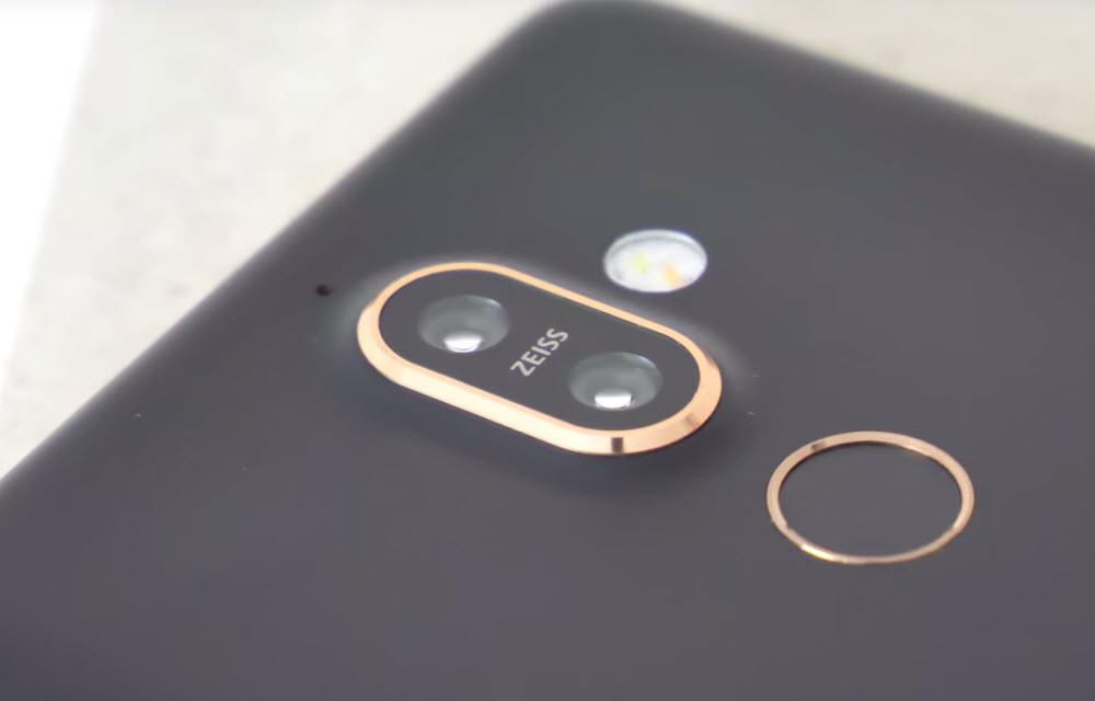 Nokia 7 Plus Camera