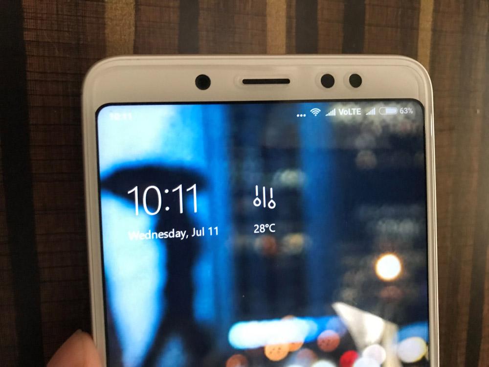 Xiaomi Note 5 Pro Display