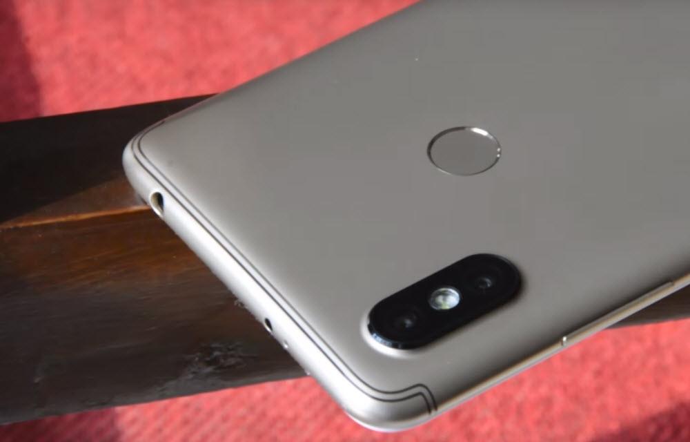 Xiaomi Redmi Y2 Battery Performance