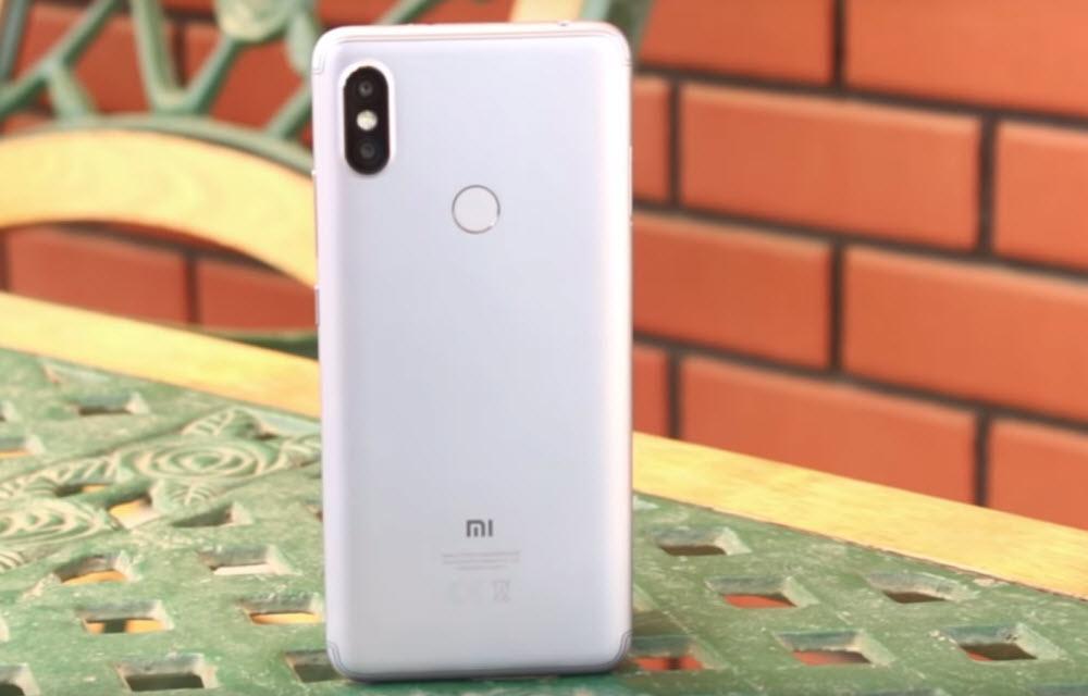 Xiaomi Redmi Y2 Build Quality
