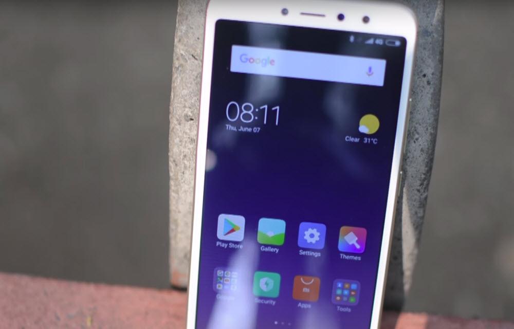 Xiaomi Redmi Y2 Display
