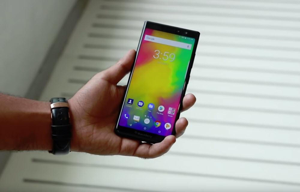 BlackBerry Evolve X Review
