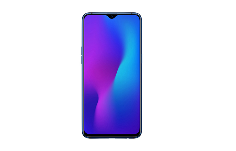 Oppo R17 Display