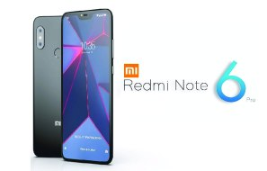 redmi note 6 and note 6 pro