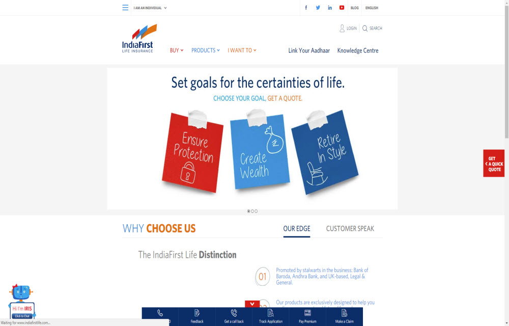 IndiaFirst Life Insurance Co. Ltd