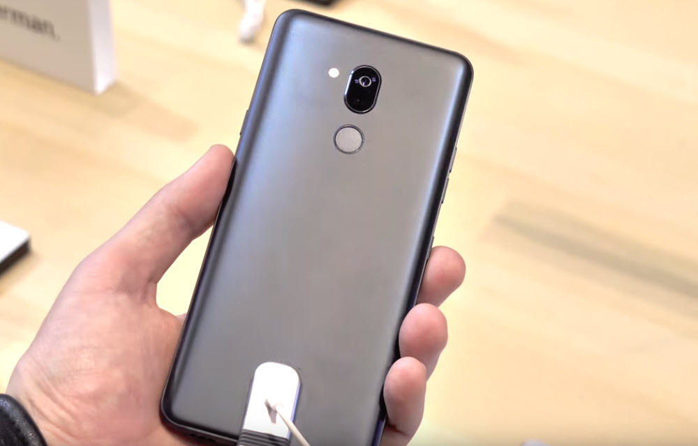 LG G7 One Design