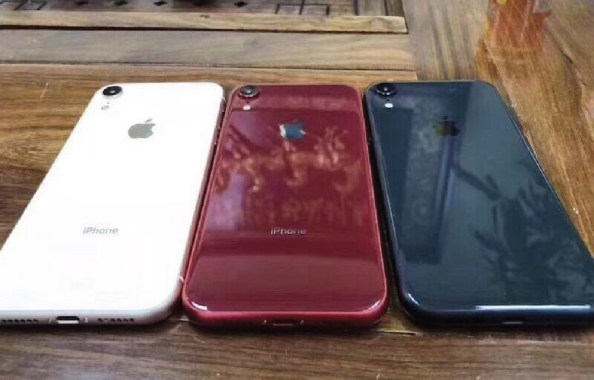 iPhone XC photos leaked out