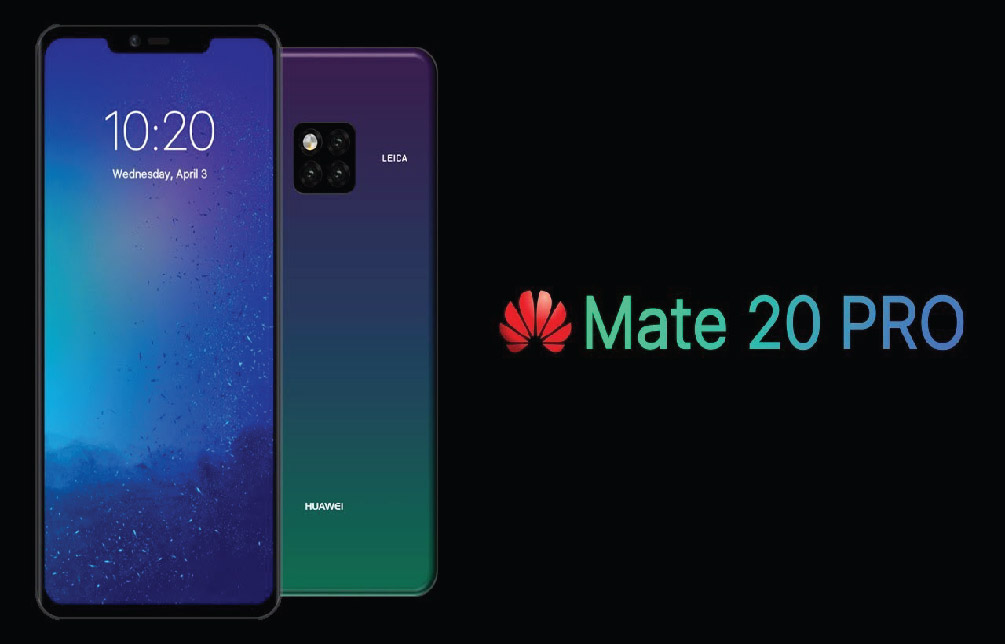 Huawei Mate 20 and Mate 20 Pro prices are leaked