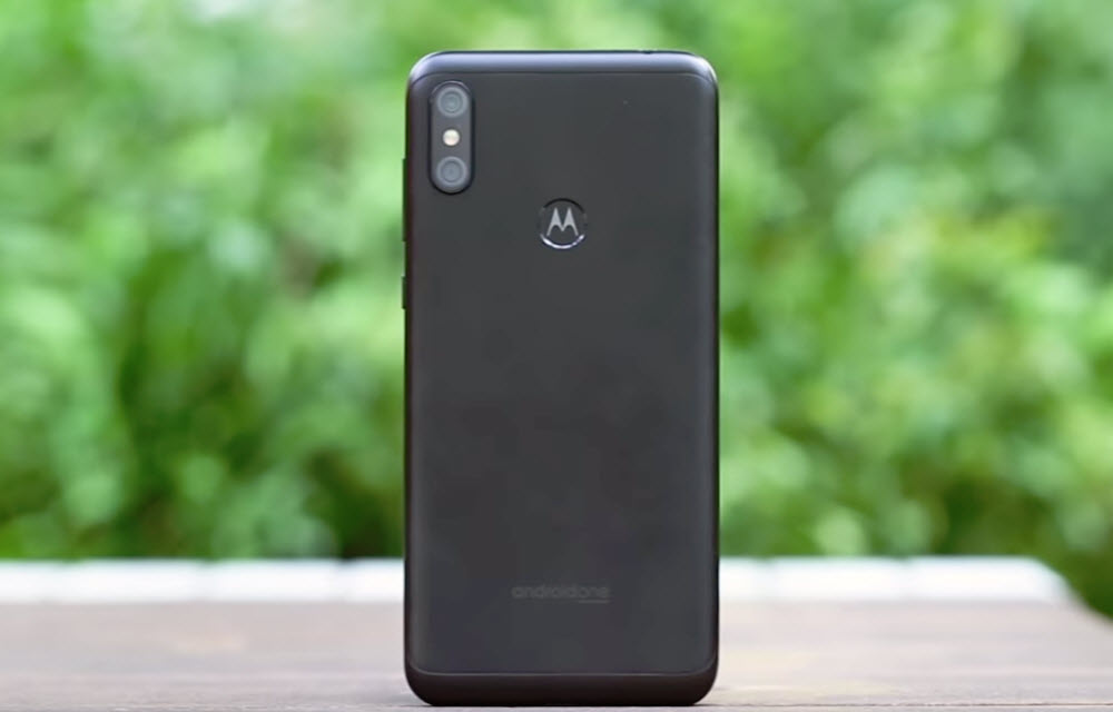 Motorola One Power Camera