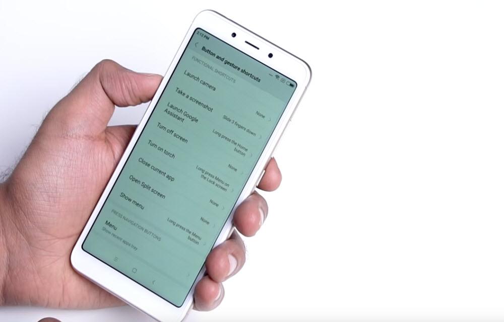 Xiaomi Redmi 6 Performance