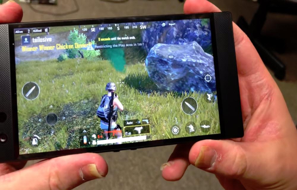 Razer Phone 2 Performance