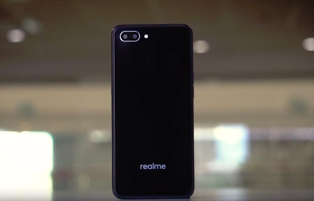 RealMe C1 Design