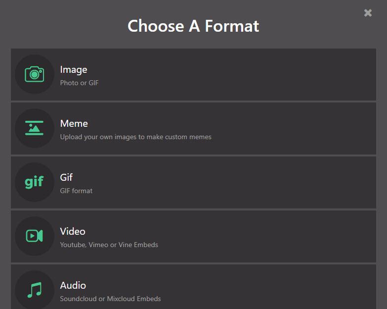 Zombify Uploader Screen