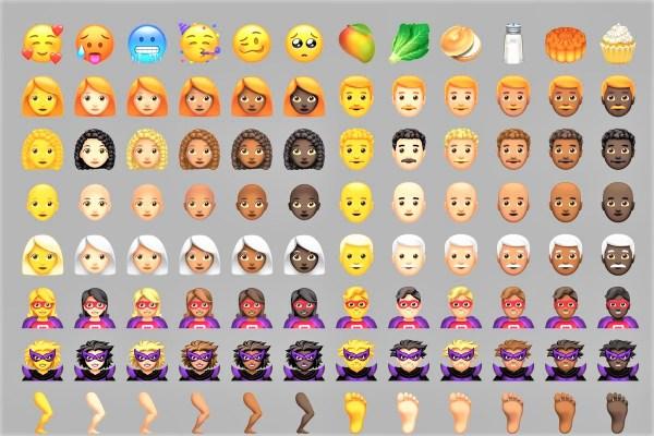 66 emojis 2019