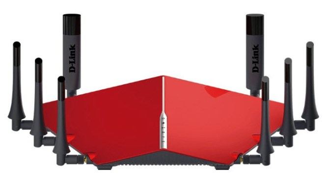 D-Link Ultra AC5300 Tri-Band Wi-Fi Router