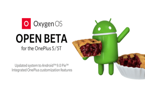 Android 9.0 Pie for OnePlus 5 and 5T