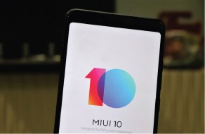 MIUI 10 ROM for oneplus 6 and 6t