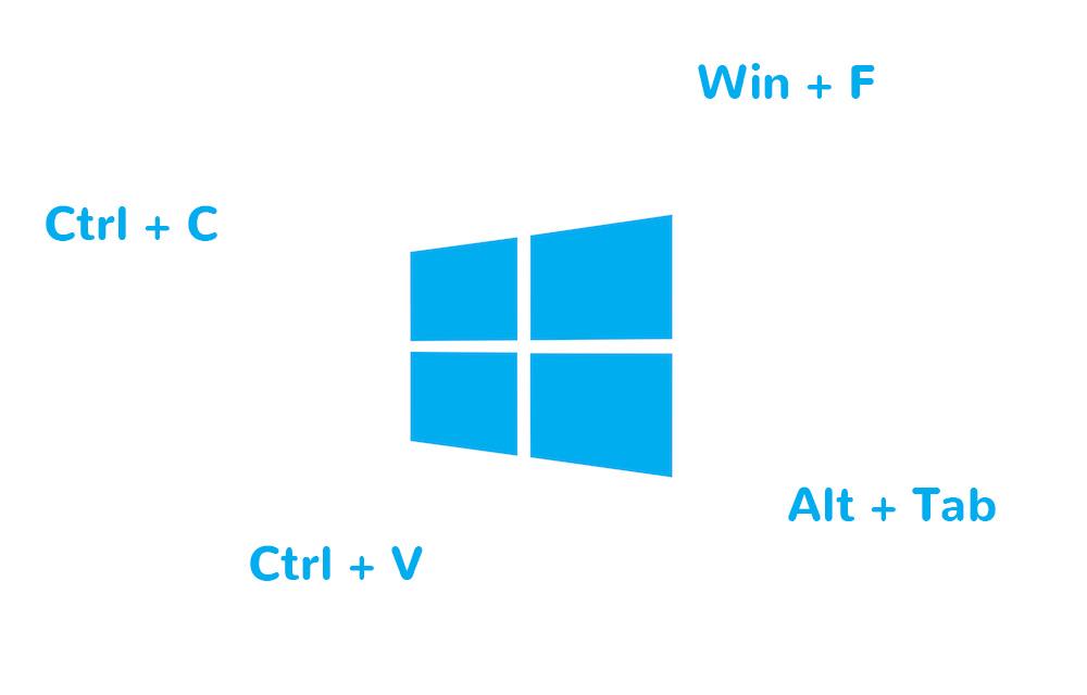 Change Default Keyboard Shortcuts in Windows 10