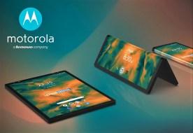 Motorola foldable device