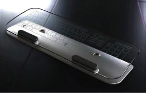 Apple glass keyboard for macbook