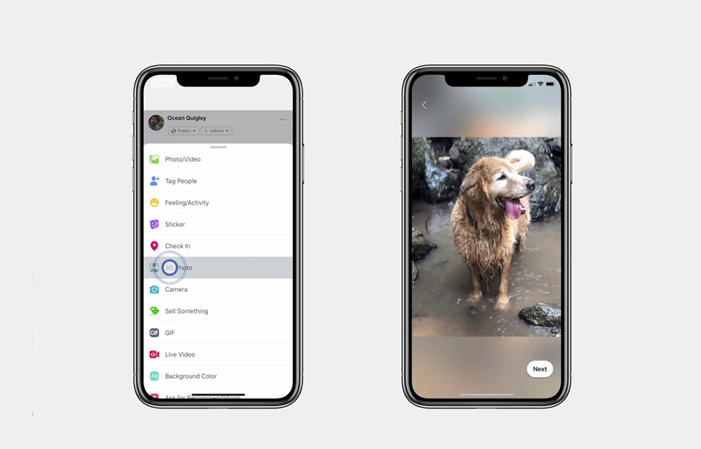 How to Create 3D Photos on Facebook Using iPhone