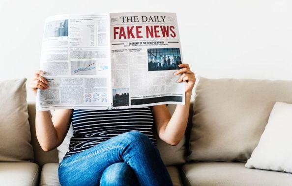 Beware of False Spreading News