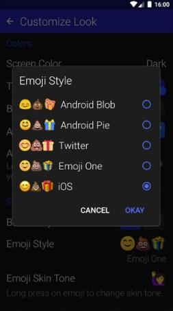 Textra Emoji Styles