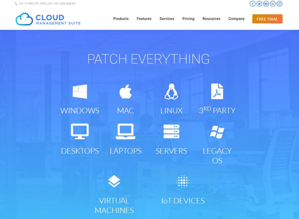 Cloud Management Suite