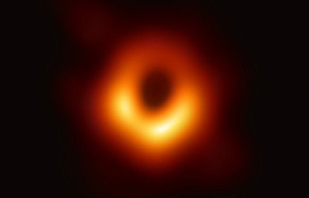 First ever image of the Black hole