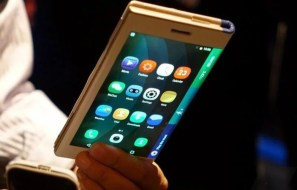 Lenovo foldable phone