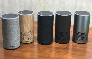 Amazon Alexa Echo devices