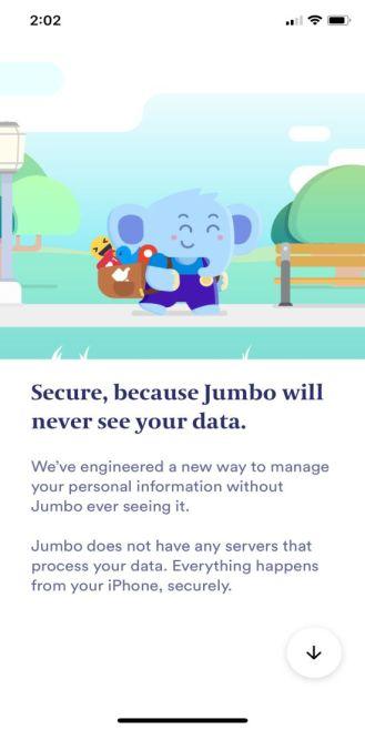Jumbo Features