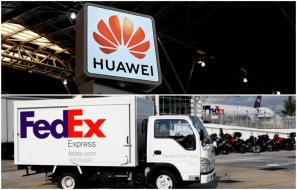 FedEx Huawei issue