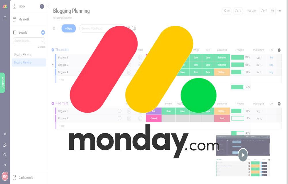 Monday.com Review