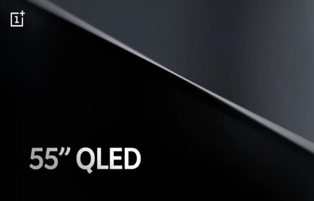 OnePlus TV QLED panel