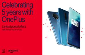 OnePlus anniversary discounts