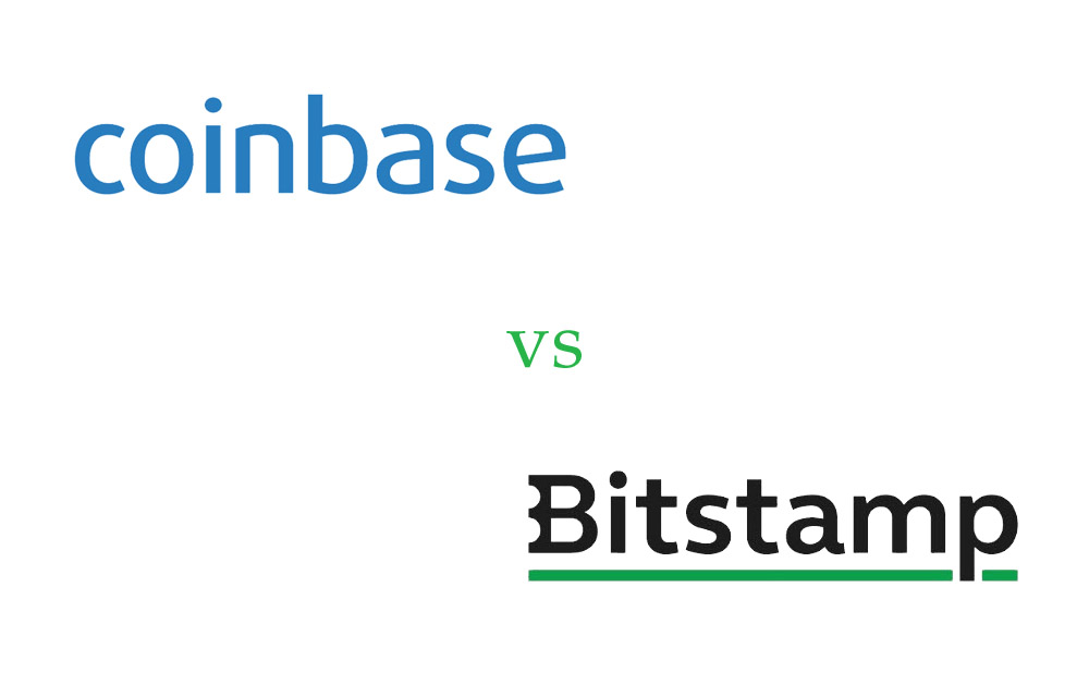 Exchange Comparison of Coinbase vs Bitstamp