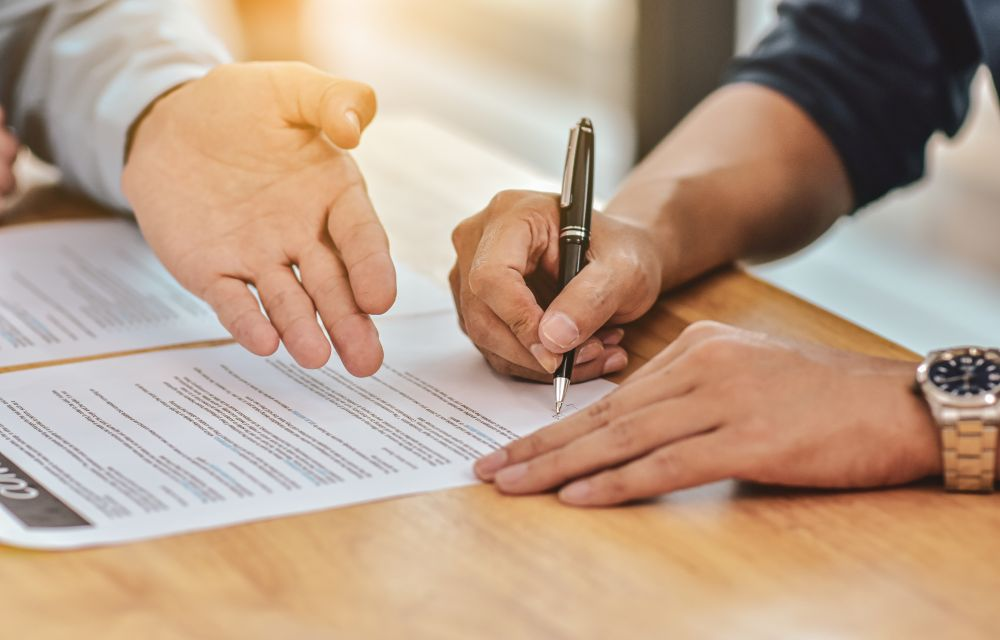 What is contract procurement