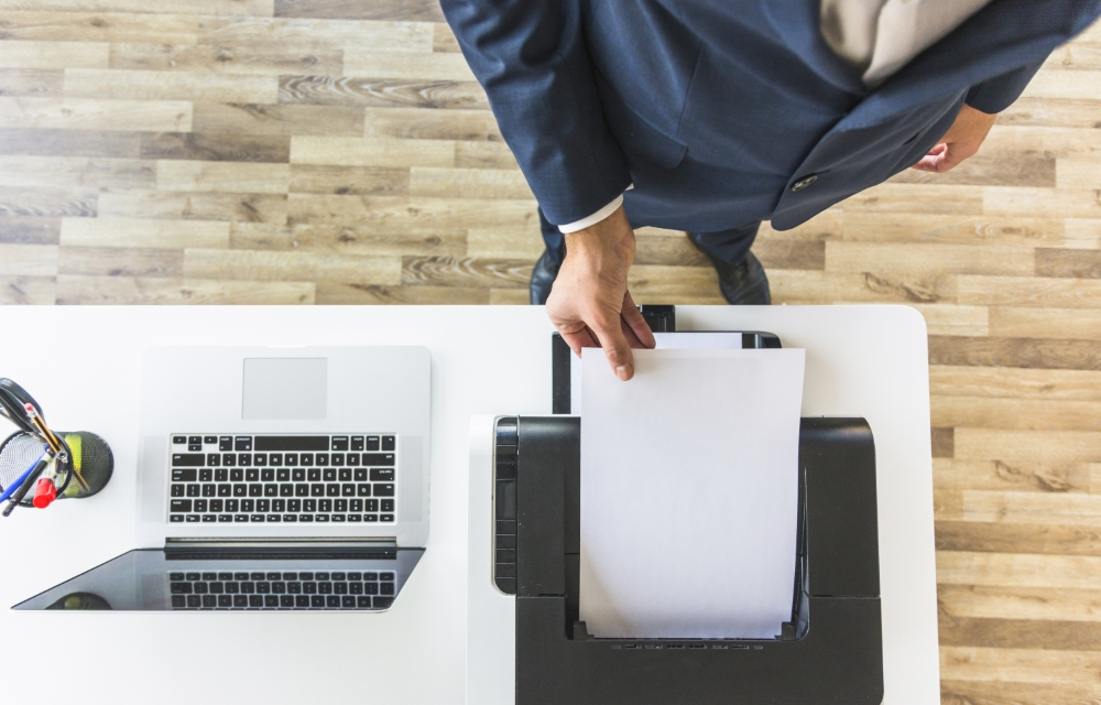 How to Connect a Printer to Laptop