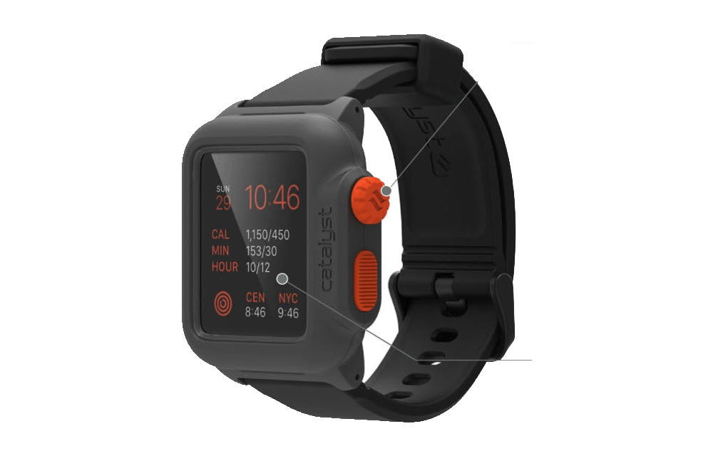 Catalyst Waterproof Case For 42mm Apple Watch Series 1 Review