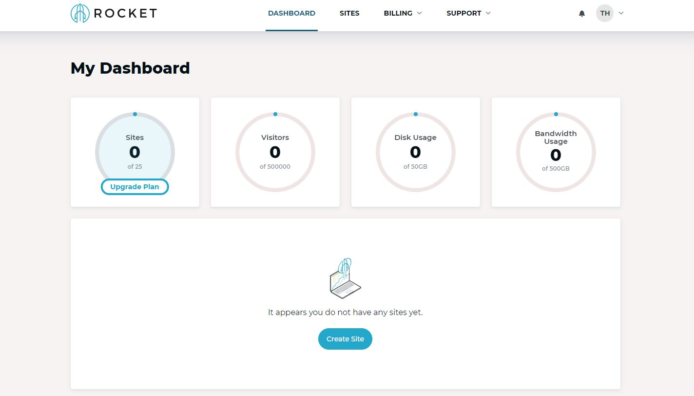 OnRocket Dashboard