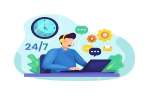 Is Live IT Support Better than AI-Based Support