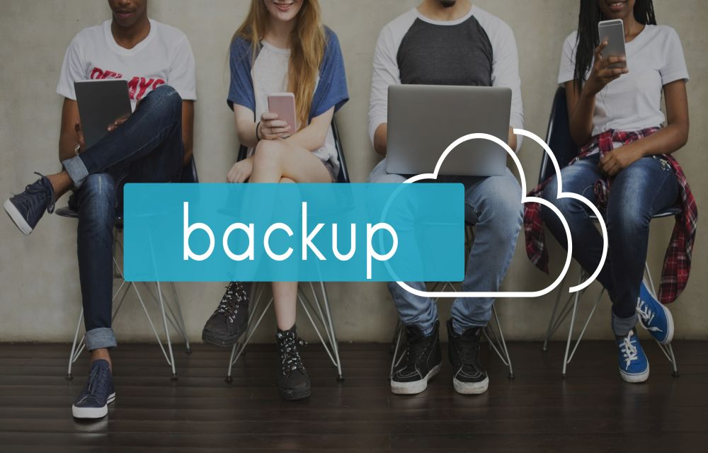How Data Backup Works