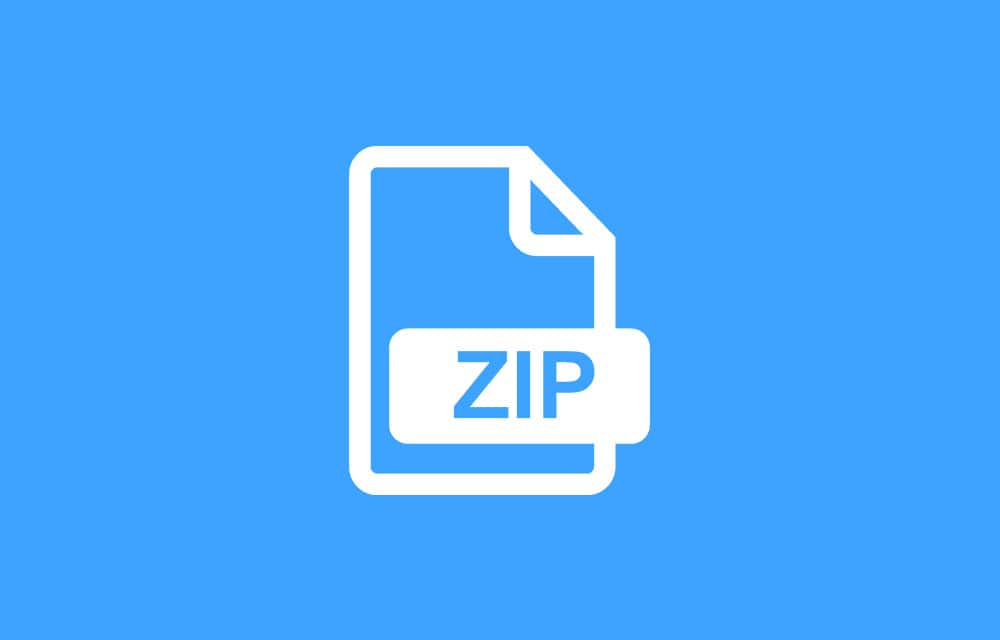 ZIP File in Linux