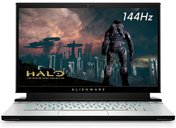 Alienware m15 R3 15.6inch FHD Gaming Laptop