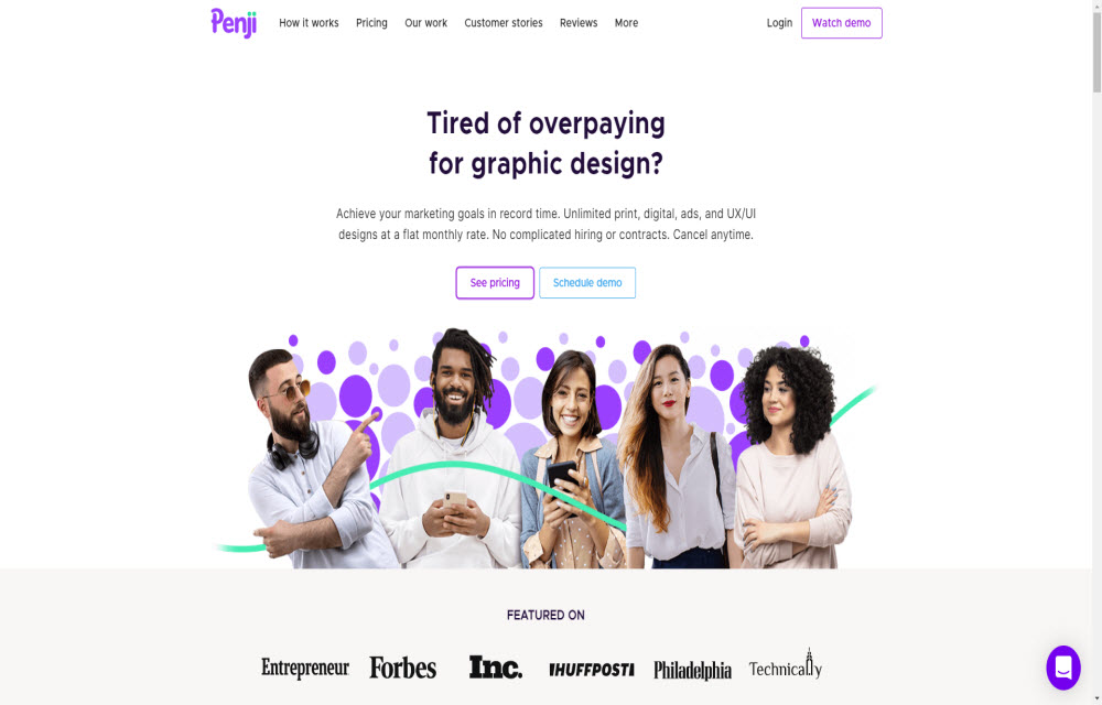 Penji Review- Amazing Designs at Affordable Rates