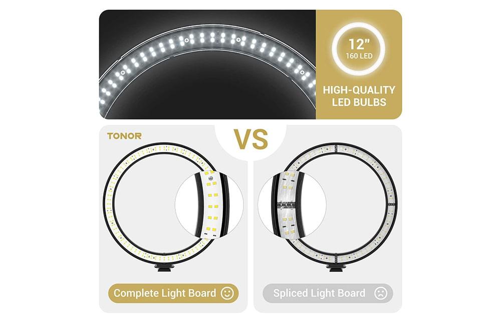 TONOR TRL-20 High Quality LED