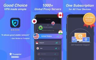 iTop VPN Review