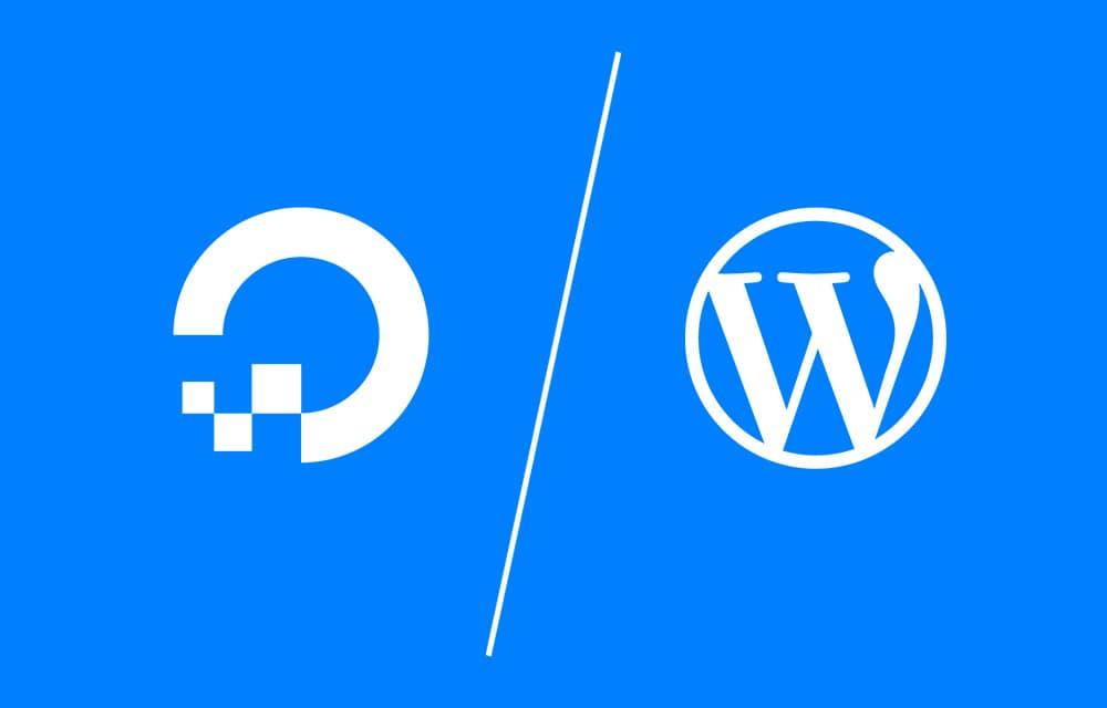 Install WordPress on Digital Ocean